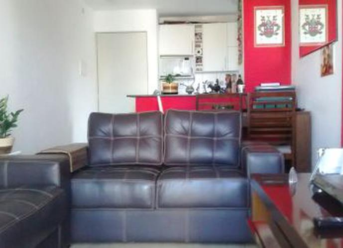 Apartamento à venda, 58 m², 3 quartos, 1 banheiro