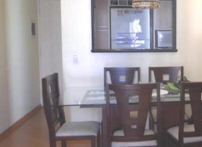 Apartamento à venda, 62 m², 3 quartos, 1 banheiro