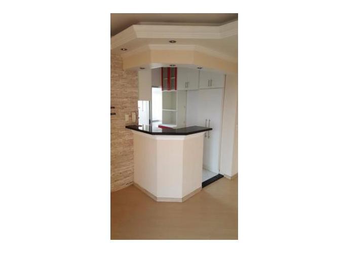 Apartamento à venda, 54 m², 2 quartos, 1 banheiro, 1 suíte