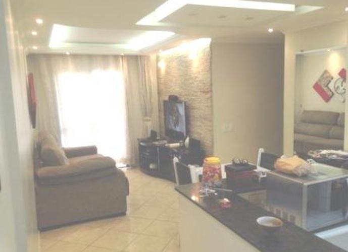 Apartamento à venda, 66 m², 2 quartos, 1 banheiro