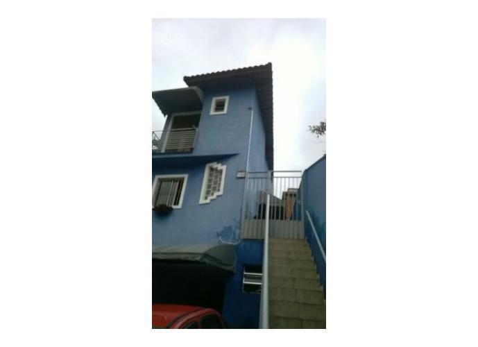 Sobrado à venda, 70 m², 2 quartos, 1 banheiro, 2 suítes