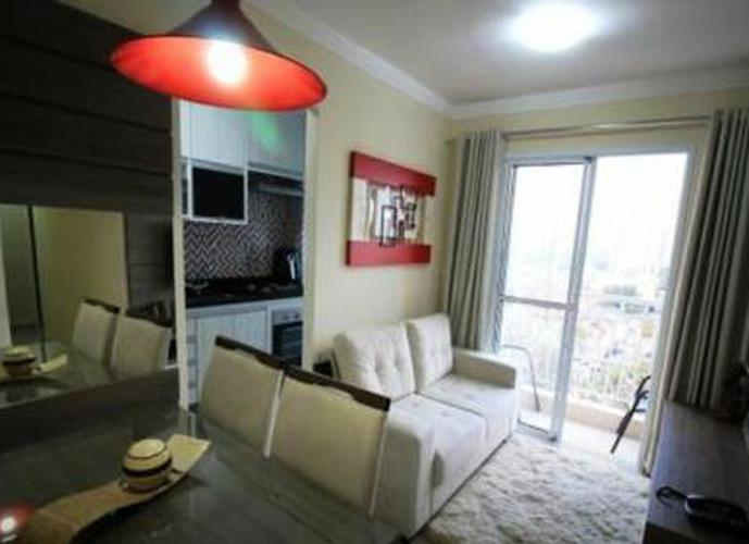 Apartamento à venda, 53 m², 2 quartos, 1 banheiro