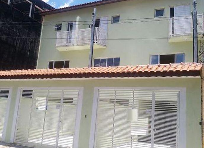 Sobrado à venda, 74 m², 2 quartos, 1 banheiro, 1 suíte