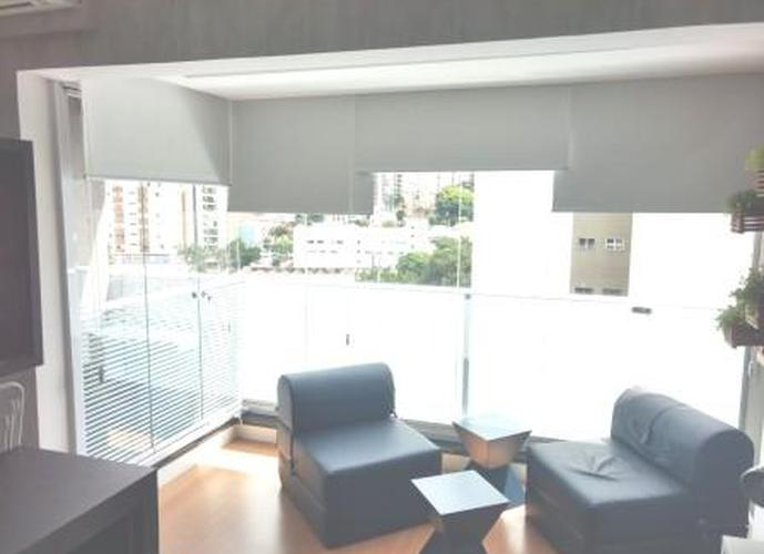 Apartamento à venda, 35 m², 1 quarto, 1 banheiro, 1 suíte