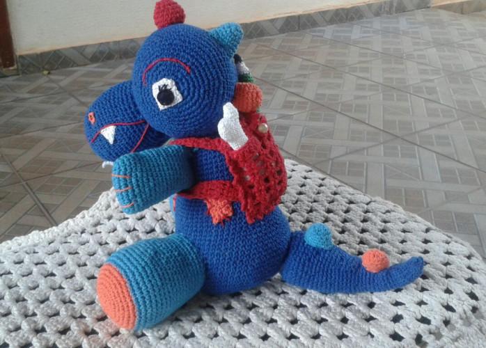 Artes&Cia-artesanatos em croches em Londrina-bonecos e animais
