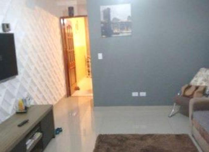 Sobrado à venda, 120 m², 3 quartos, 3 banheiros, 1 suíte