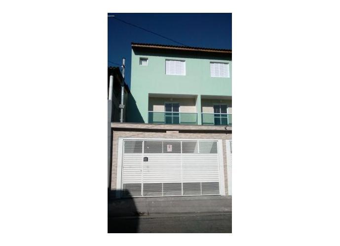 Sobrado à venda, 95 m², 3 quartos, 1 banheiro, 1 suíte
