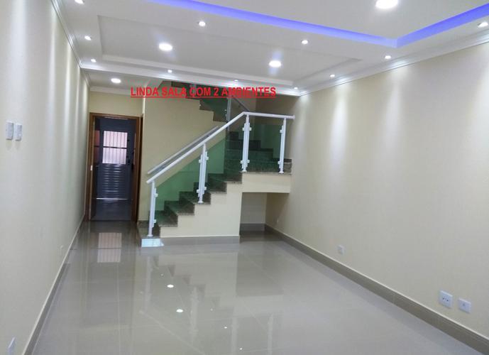 Sobrado à venda, 135 m², 3 quartos, 3 banheiros, 1 suíte