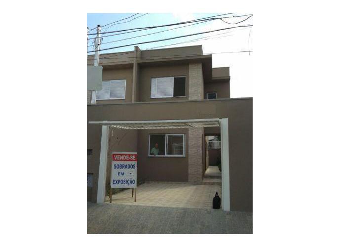 Sobrado à venda, 100 m², 3 quartos, 3 banheiros, 1 suíte