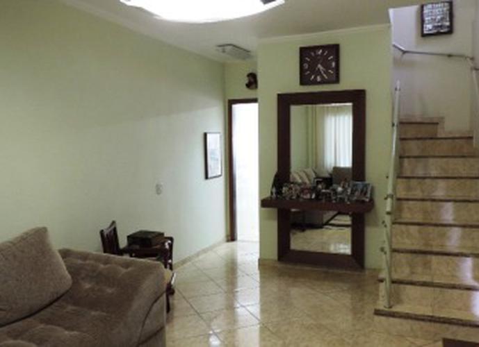 Sobrado à venda, 132 m², 3 quartos, 2 banheiros, 1 suíte