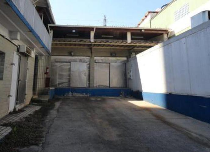 Galpão à venda, 482 m²