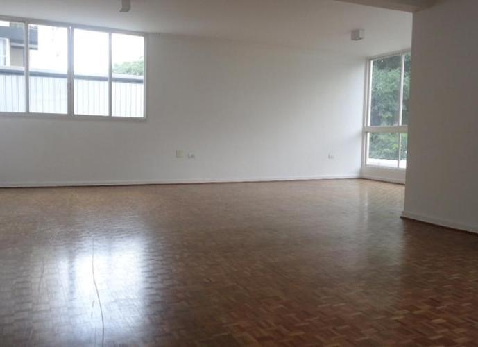 Apartamento residencial para locação, Jardim América, São Paulo - AP9415.