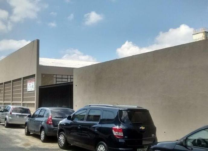 Galpão comercial para locação, Socorro, São Paulo - GA0021.