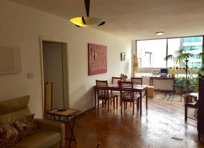 Excelente apartamento - 3 dorm - 1 suite - 135m² - IMPERDÍVEL