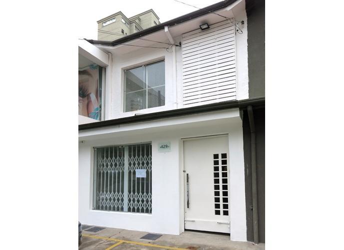 Casa Comercial - 110m² - Moema Pássaros