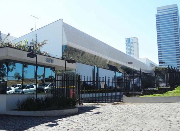 Galpão comercial para locação, Alphaville Industrial, Barueri.