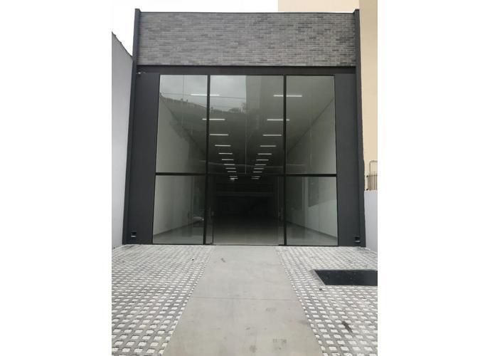 Prox. Shopping Bourbon - 320 m² de piso + 80m² de mezzanino.