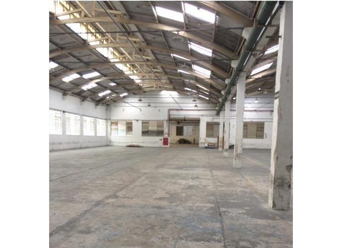 Galpão próximo ao Ceagesp - 2.600 m²