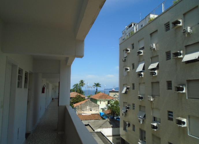 Kitchinete - Quadra da Praia - Garagem - Ponta da Praia