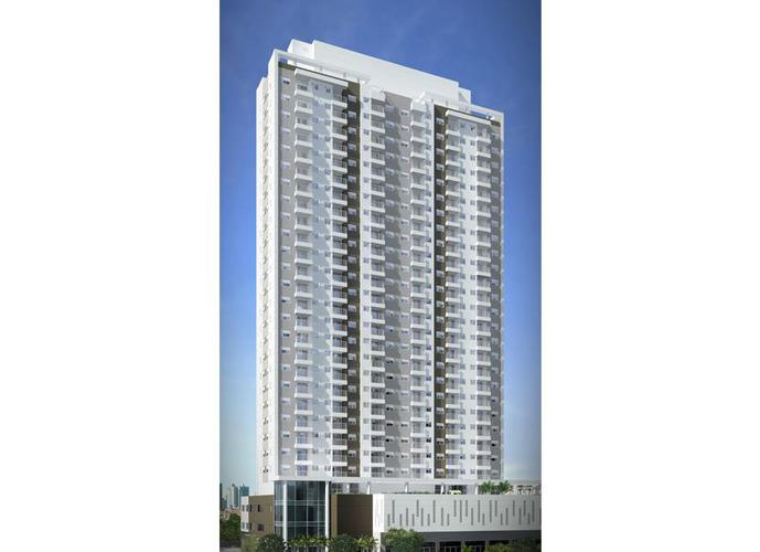 Apartamento 41 m², Square Osasco, Torre A, bloco Alvorada, 1 dormitório, andar alto, 1 vaga, Umuarama, Osasco.
