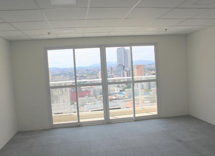 Sala Comercial 37 m², Condomínio Mondial Osasco (Hotel Ibis e  Ibis Budget), 1 banheiro, 1 vaga, centro, Osasco