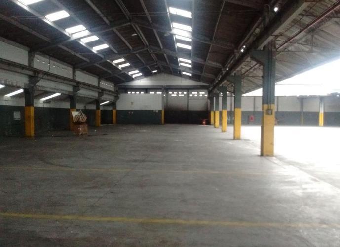 Galpão Comercial para locação, Ipiranga, São Paulo - GA0061.