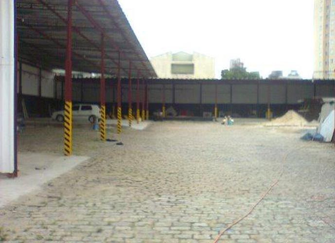 Galpão Comercial para locação, Tatuapé, São Paulo - GA0012.