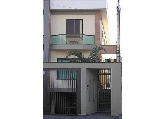Sobrado Residencial para venda e locação, Tatuapé, São Paulo - SO0510.