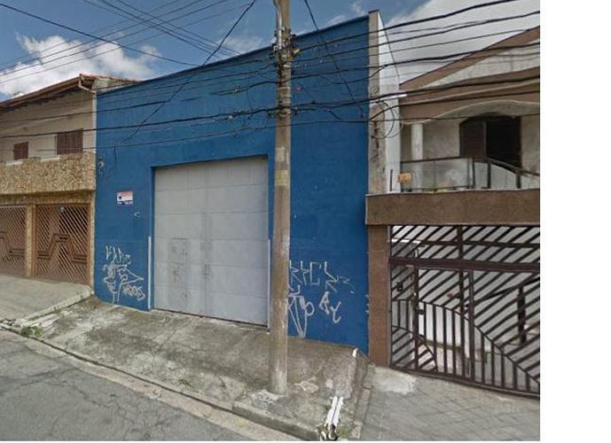 Galpão Comercial para locação, Tatuapé, São Paulo - GA0054.