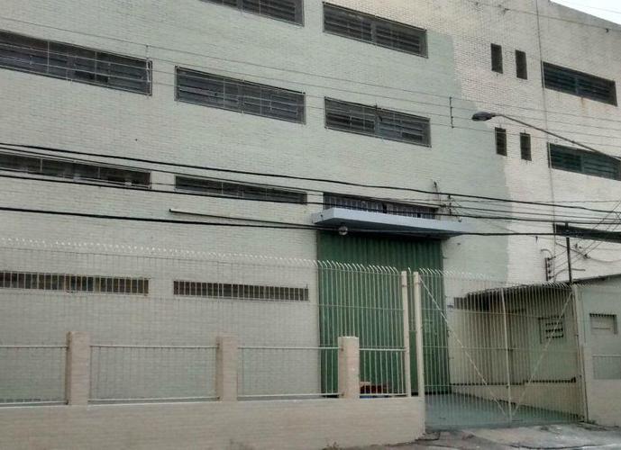 Galpão Comercial para locação, Vila Antonieta, São Paulo - GA0196.