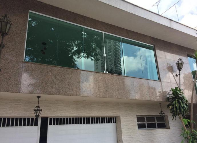 Sobrado residencial para venda e locação, Jardim Anália Franco, São Paulo - SO1334.