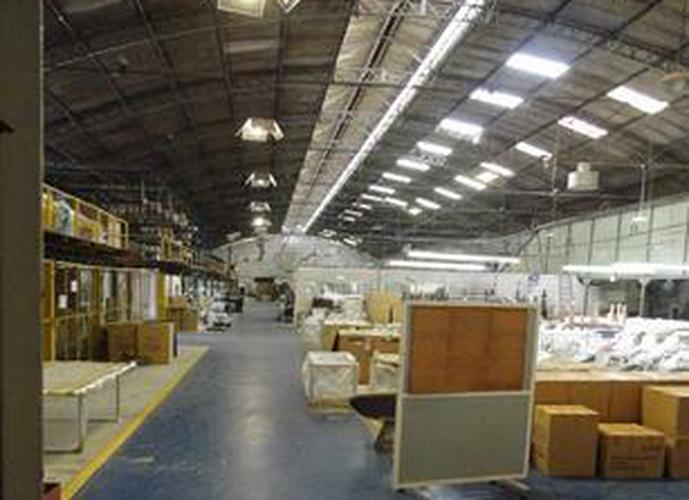 Galpão Industrial para venda e locação, Bonsucesso, Guarulhos - GA0227.