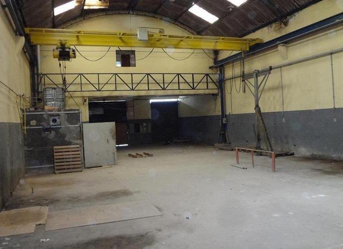 Galpão comercial para locação, Mooca, São Paulo - GA0262.