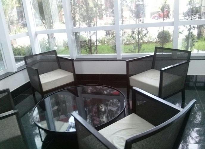 Apartamento Residencial para locação, Jardim Anália Franco, São Paulo - AP3449.