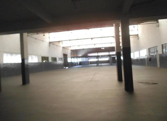 Galpão Comercial para locação, Jurubatuba, São Paulo - GA0316.