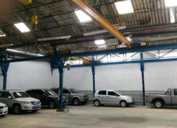 Galpão Comercial para locação, Mooca, São Paulo - GA0308.