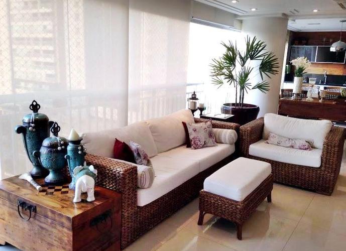 Apartamento residencial para venda e locação, Tatuapé, São Paulo - AP4842.