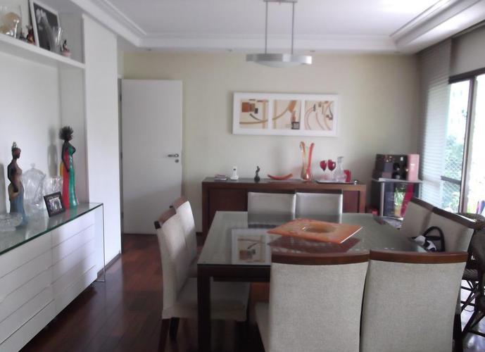 Apartamento Residencial para venda e locação, Tatuapé, São Paulo - AP4725.