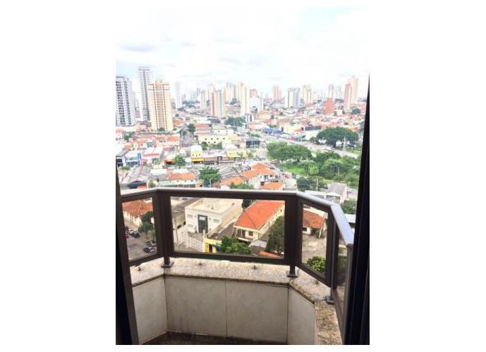 Apartamento residencial para venda e locação, Anália Franco, São Paulo - AP5353.