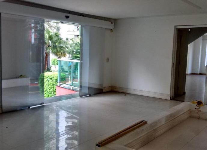 Prédio comercial para locação, Jardim Anália Franco, São Paulo - PR0314.