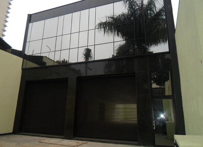 Salão comercial para locação, Tatuapé, São Paulo - SL0133.