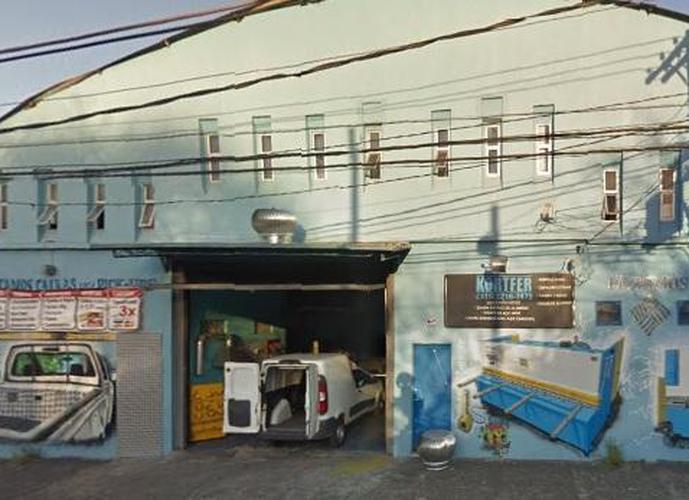 Galpão comercial para locação, Vila Formosa, São Paulo - GA0357.