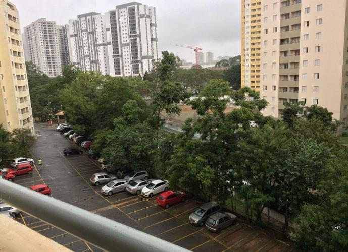 Apartamento residencial à venda, Parque Continental, São Paulo.