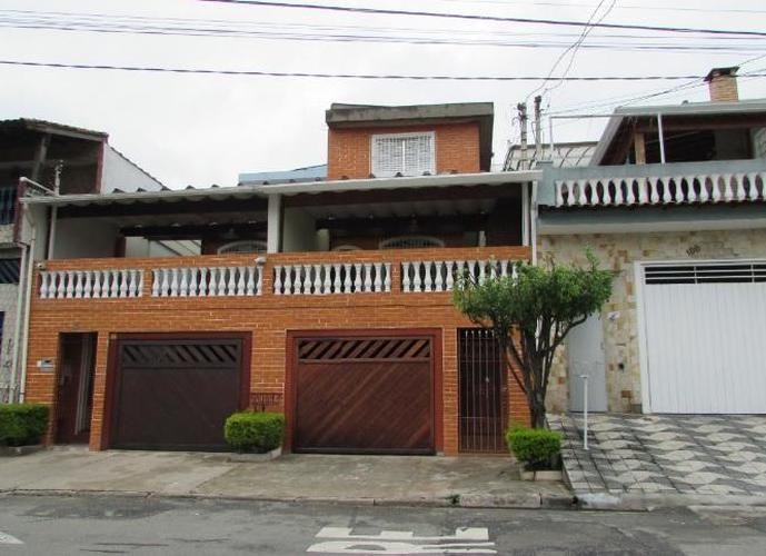 Sobrado residencial à venda, Veloso, Osasco.