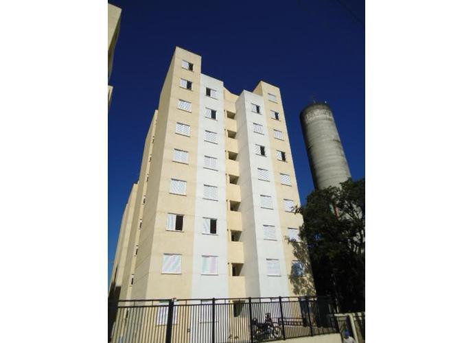 Apartamento residencial à venda, Vila Quitaúna, Osasco.
