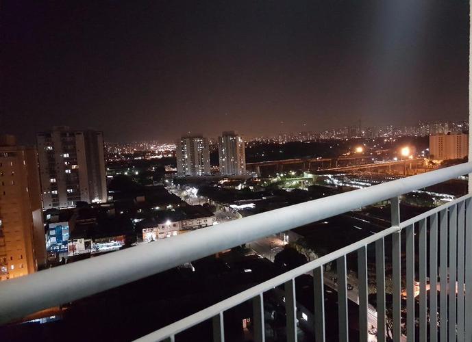 Apartamento 64 m², com 2 dormitórios, sendo 1 suíte, no residencial Vida Nova, Presidente Altino, Osasco.