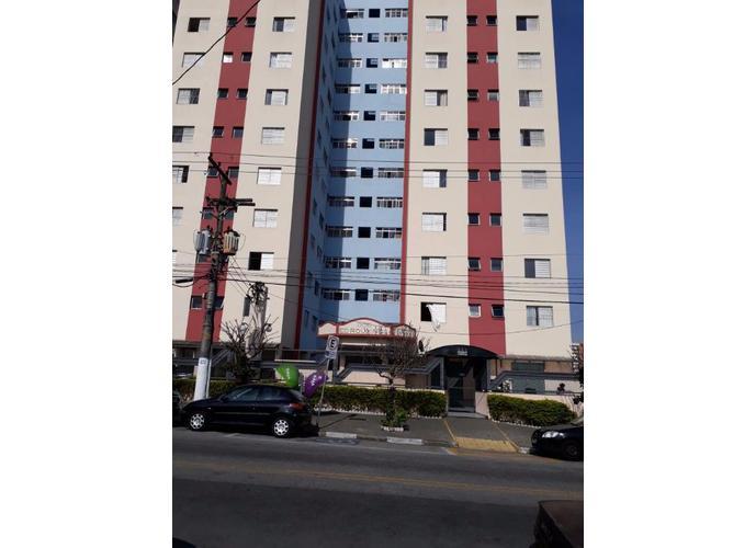 Apartamento venda no Edifício Rouxinol no Jaguaribe em Osasco.