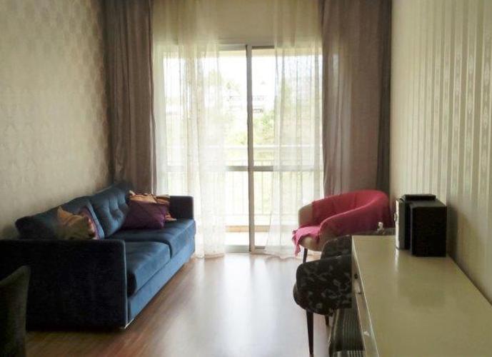 Apartamento residencial à venda, Tamboré, Barueri.
