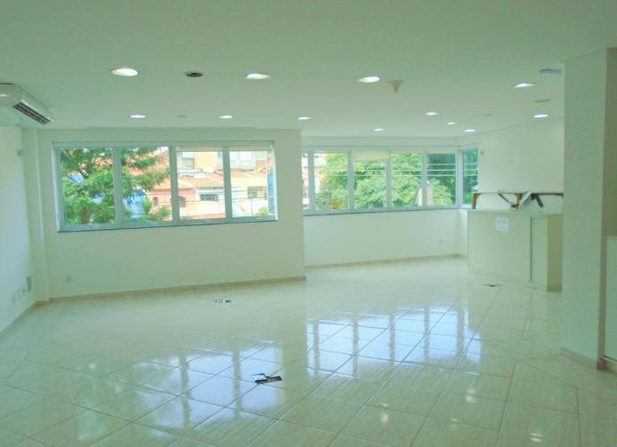Sala comercial 170 m², 2 banheiros, Vila Campesina, Osasco.