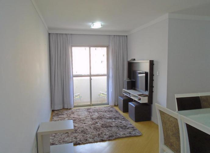 Apartamento 65 m², Condomínio Parque dos Manacás, 3 dormitórios, 1 vaga, Continental, Osasco